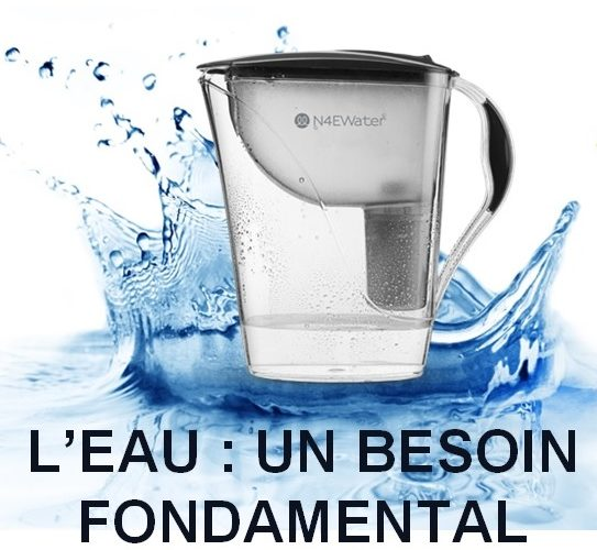 Test Du Bio-dynamiseur N4E Water®