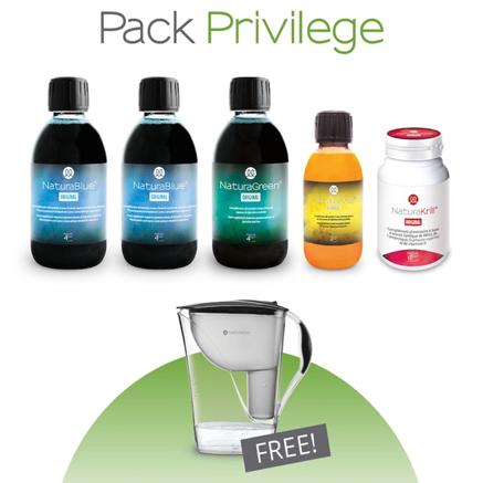 Pack Privilège janvier 2020