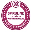 Spiruline photobioréacteurs