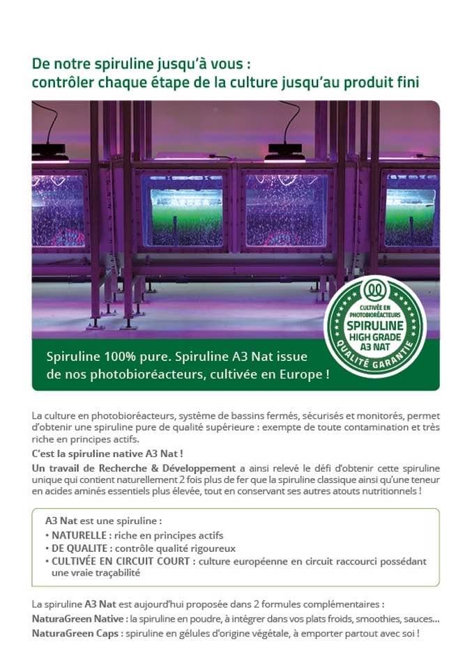 Spiruline photobioréacteurs 1