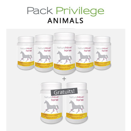 Pack Privilège ANIMALS